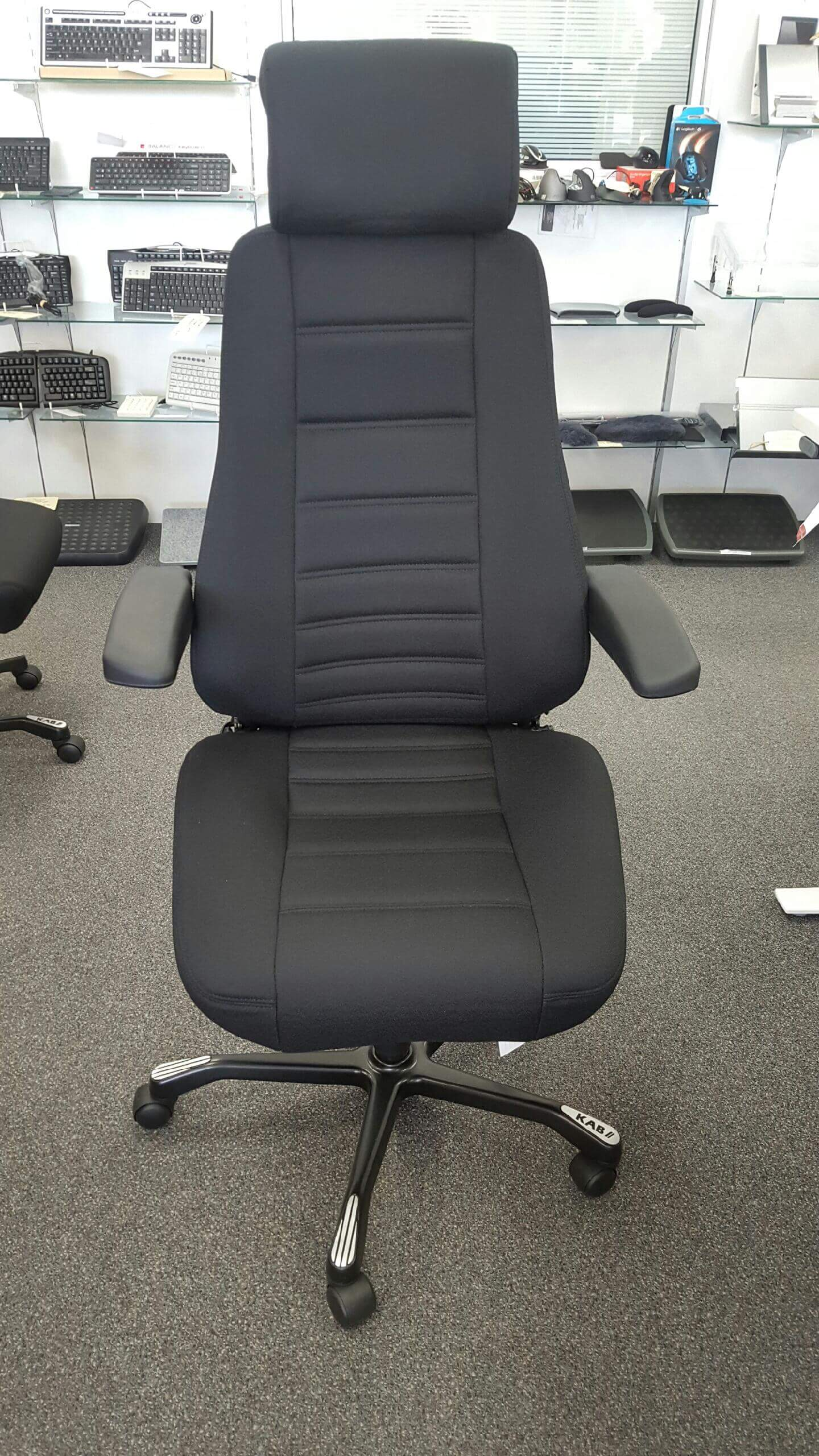 Kab Controller With Acs Headrest Executive Chairs Heavy