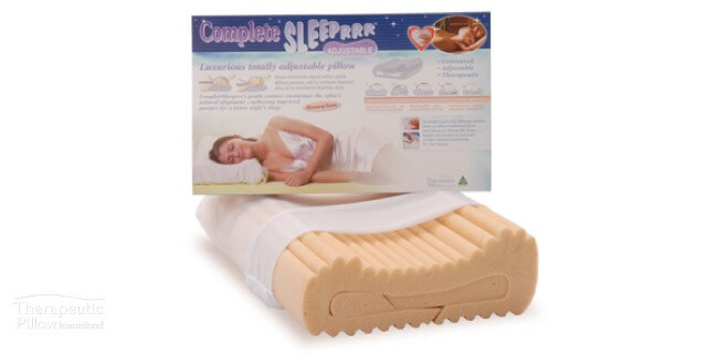 memory foam pillow plus