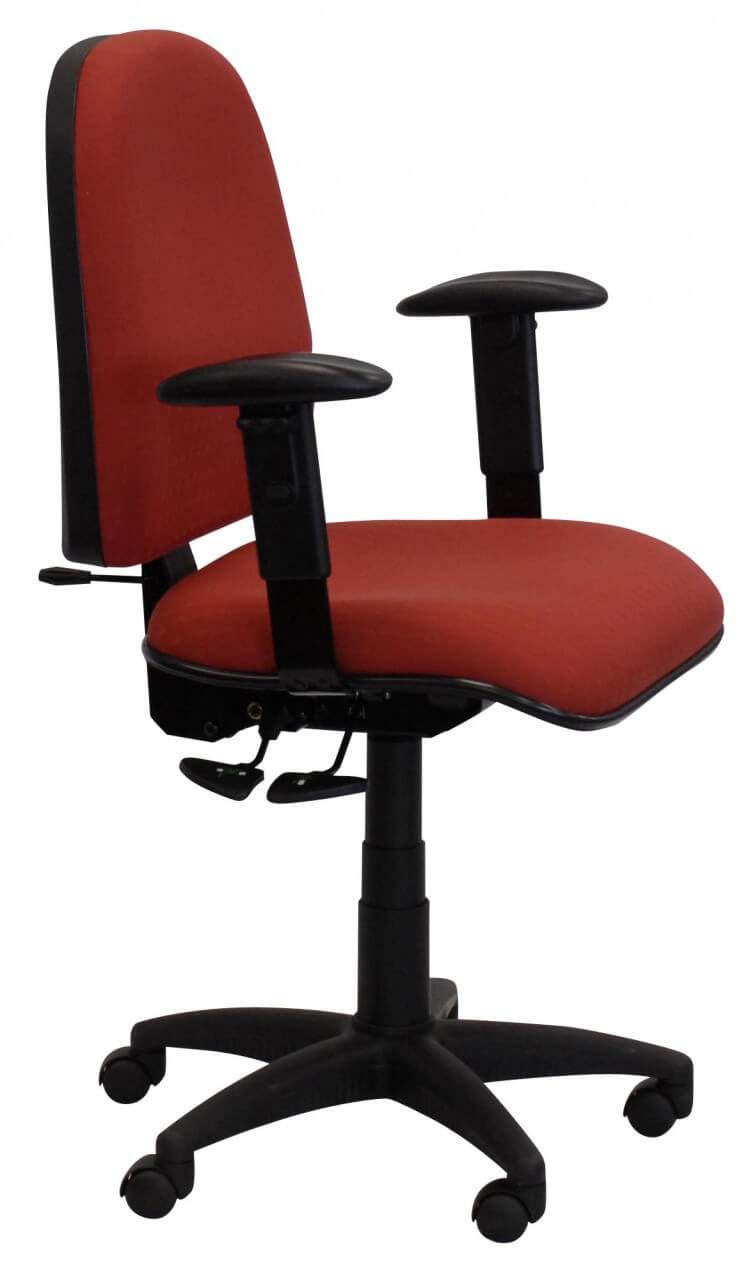 Henty Range of Office Seating