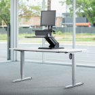 QuickShift Sit Stand Workstation