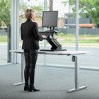 QuickShift Sit Stand Workstation