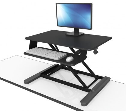 Maxshift sit stand workstation