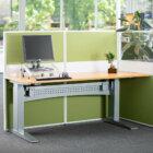 501-11 Heavy Duty Adjustable Standing Desk