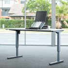 501-37 Medium Duty Adjustable Standing Desk