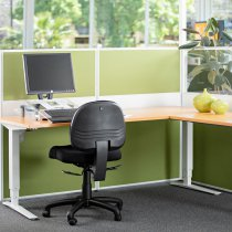 501-43 Medium Duty Corner Desk
