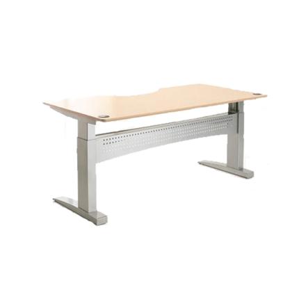 Heavy Duty Electric Sit Stand Desk 150kg 501-11