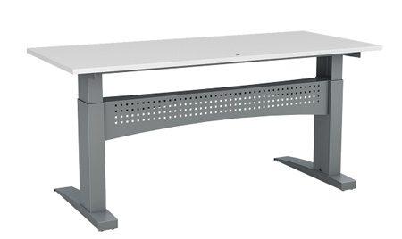 Heavy Duty Standing Desk - White