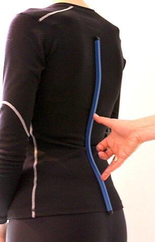 lumbar curve