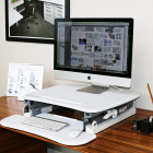 Arise Deskalator Sit Stand Workstation