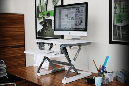 Arise Deskalator Sit Stand Workstation