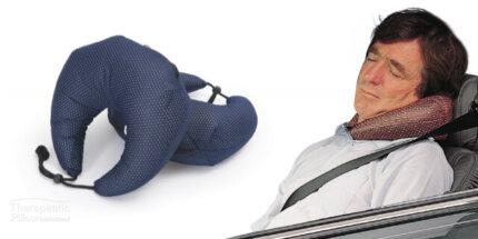 Traveller's Pillow - Neck Support Cushion