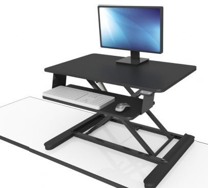 Sit-Stand Workstation - MaxiShift-E