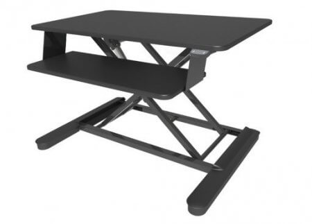 Sit and Stand Workstation - MaxiShift-E
