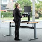 Standesk Sit Stand Workstation