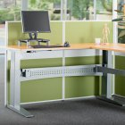501-11 Heavy Duty Corner Adjustable Standing Desk