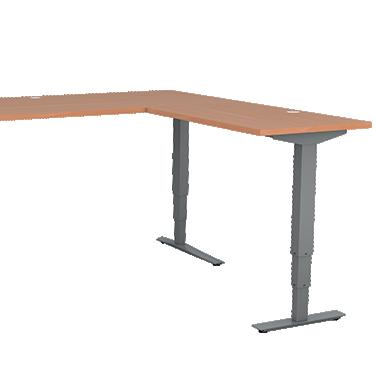Adjustable Corner Standing Desk