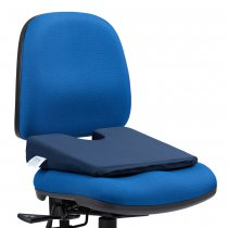 Artlab Coccyx Wedge Back Support