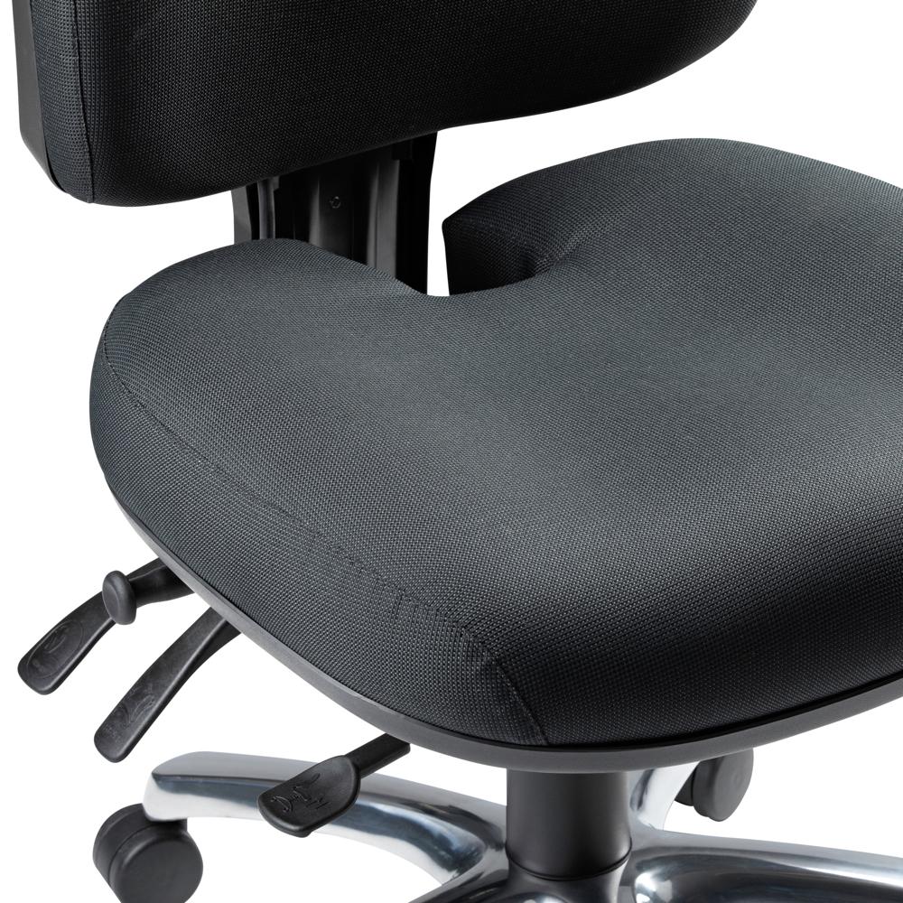Dal Spark Ergonomic Office Chair Back, Ergonomic Office Chair Australia
