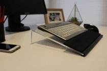 Compact KeySlope Keyboard Stand