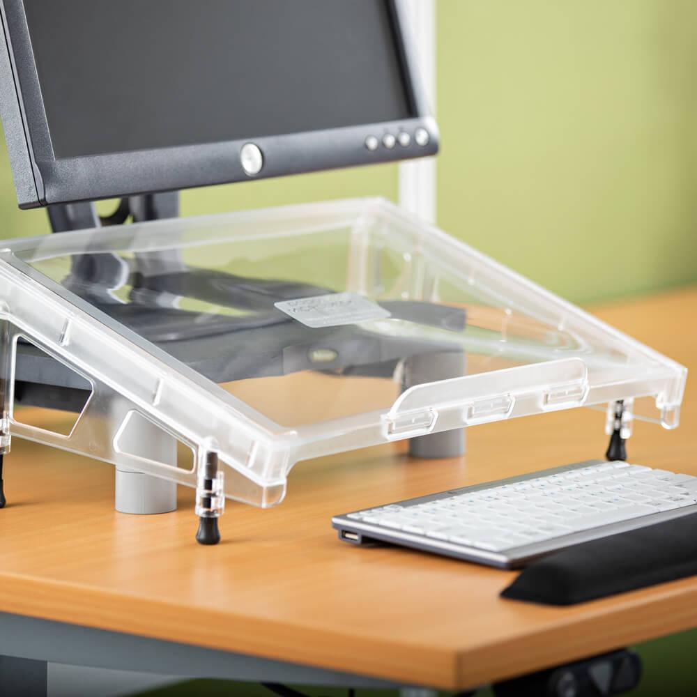 Microdesk Back Centre
