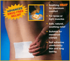flexeze heat therapy patches