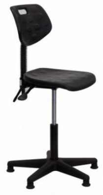 industrial semi ergo drafting stool