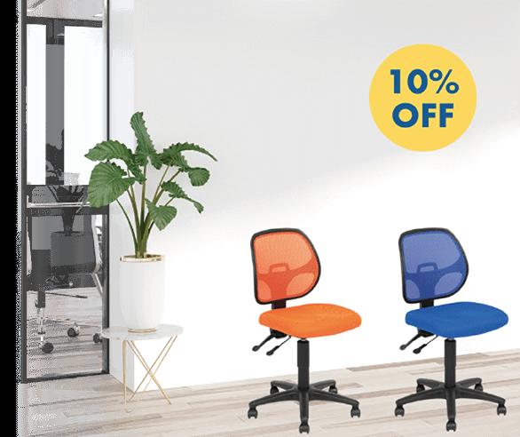 Light Duty Adjustable Standing Desk