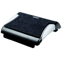 AURORA ADJUSTABLE FOOTREST WITH WASHABLE CARPET MAT