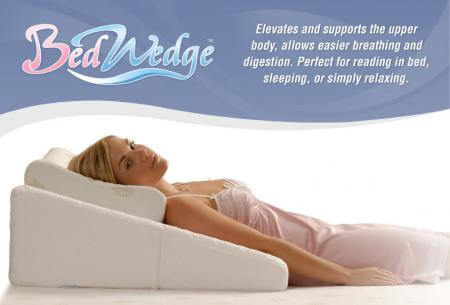 Bed Wedge - Quilted