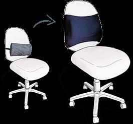 ChairTube Chair Backrest Cover