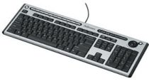Fellowes Slimline Multimedia Keyboard