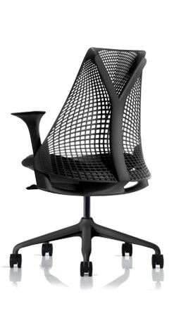 Herman Miller Sayl Black