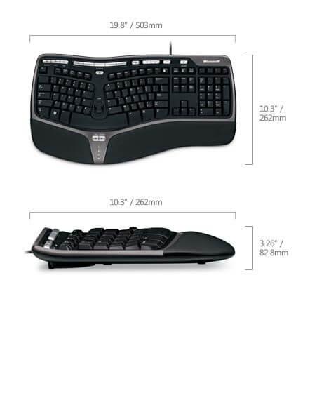 Microsoft Natural Keyboard 4000