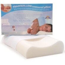Tranquillow Pillow - Gently Contoured Comfort Pillow Range