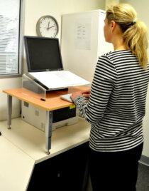 TopDesk Adjustable Standing Desk