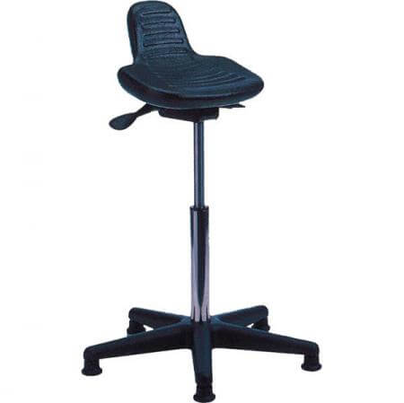 Poly Skin Sit Stand Stool