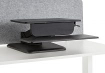 QuickShift Sit-Stand workstation